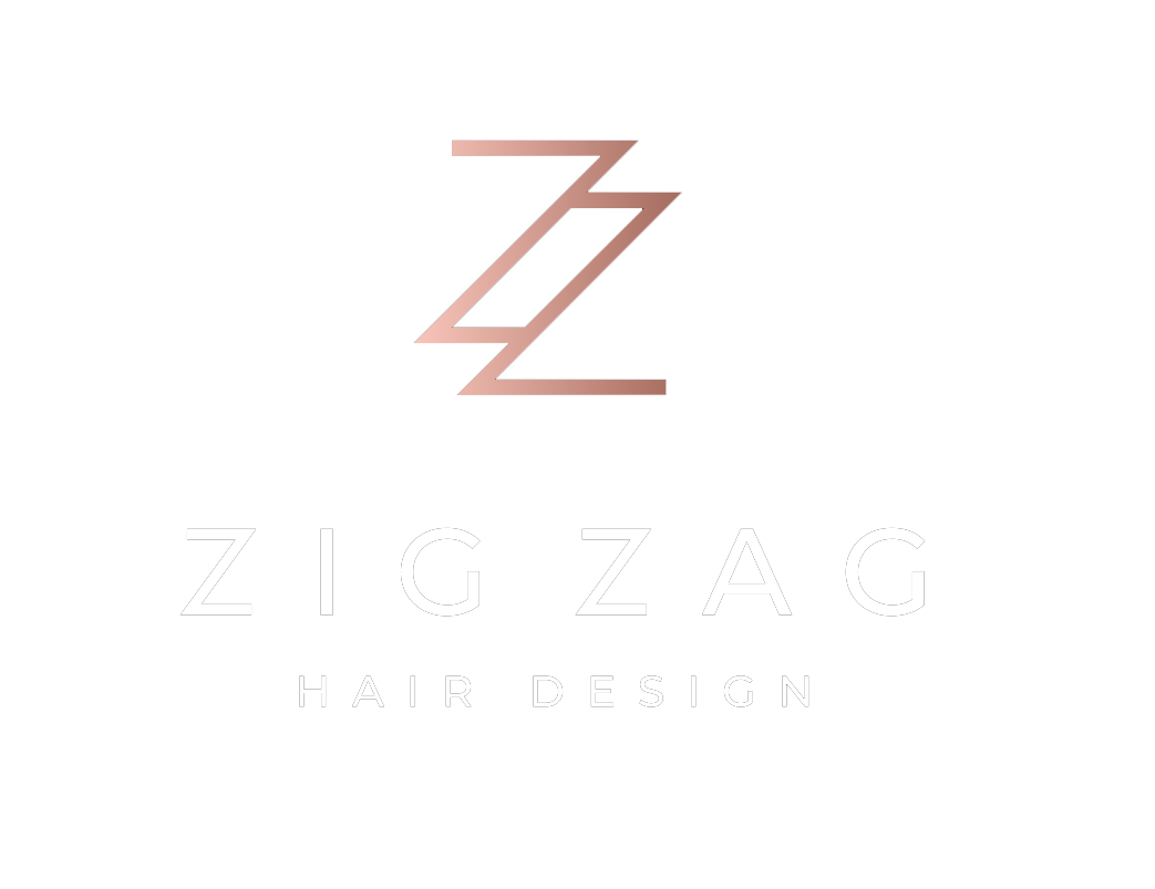 Zig Zag Hair Design