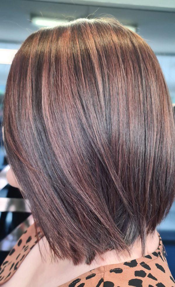 Zig Zag Hair Design - Female Style Hair Treatments and colours