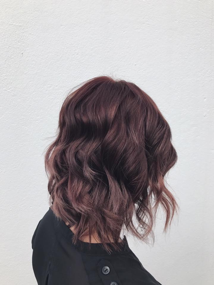 Zig Zag Hair Design - Fresh cut for local woman